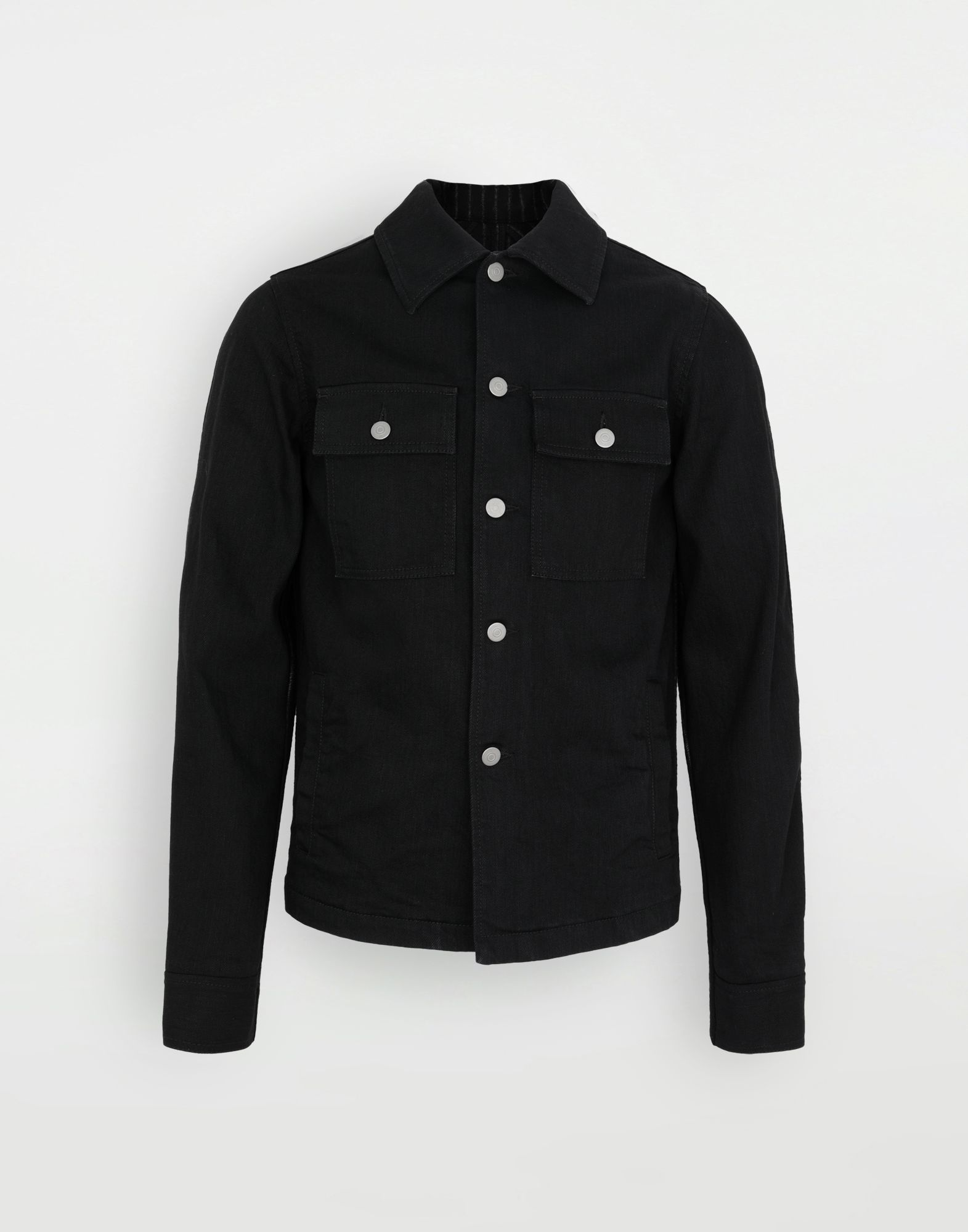 MAISON MARGIELA Spliced jacket Blazer Man f