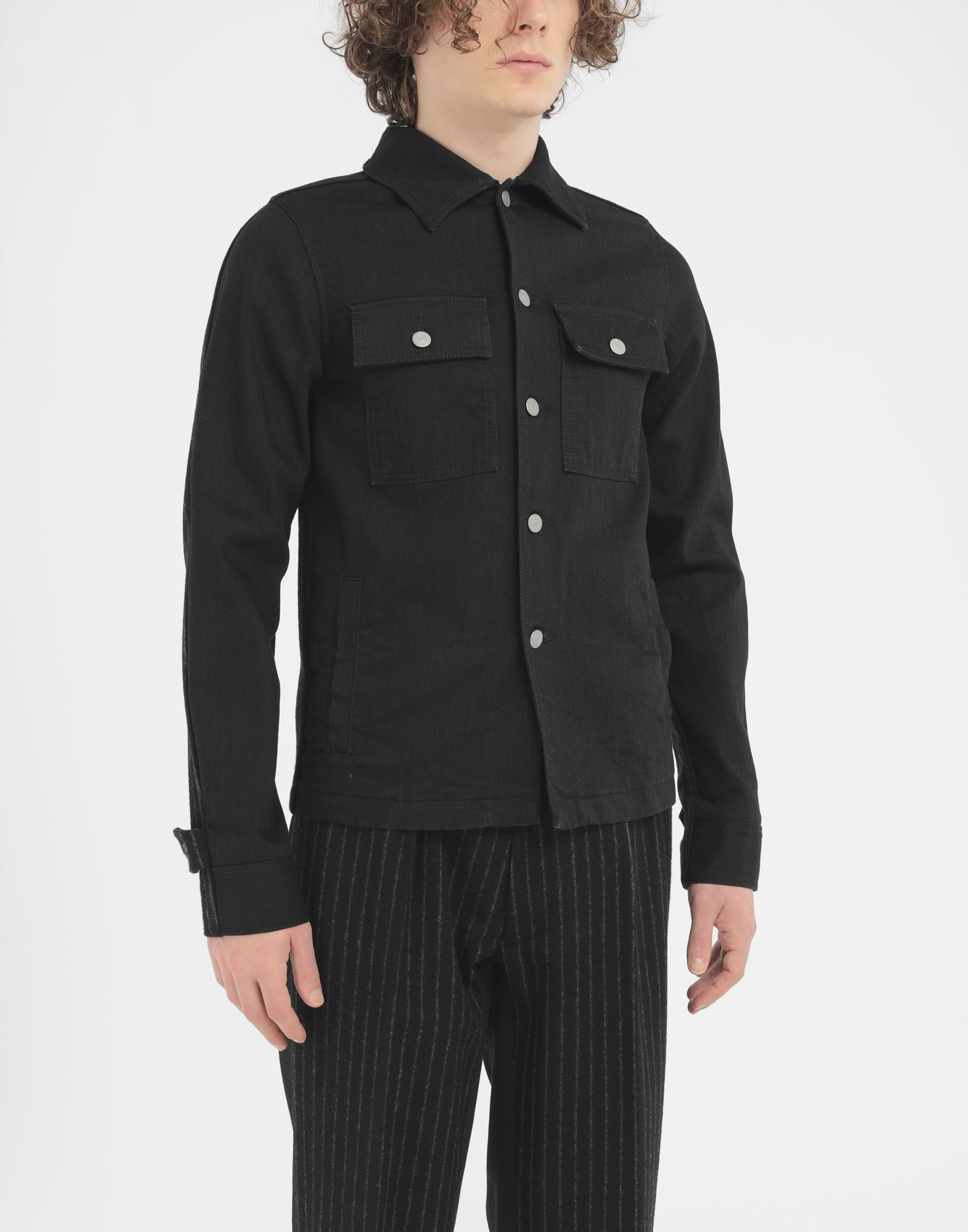 MAISON MARGIELA Spliced jacket Blazer Man r
