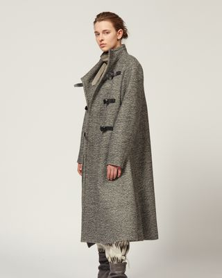 ISABEL MARANT COAT Woman NATACHA COAT r