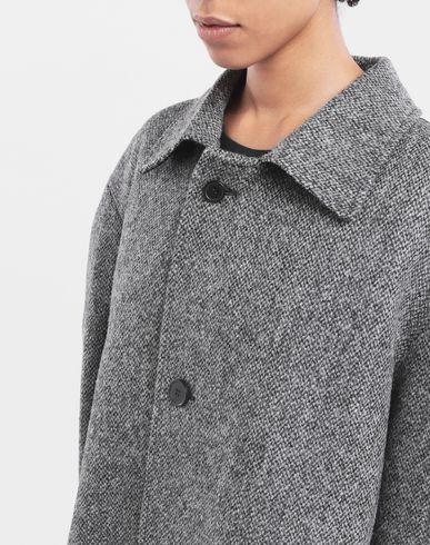 COATS and JACKETS Flamingo tweed coat Grey