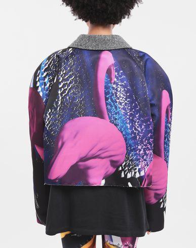 MANTEAUX ET VESTES Manteau Flamingo en tweed Gris