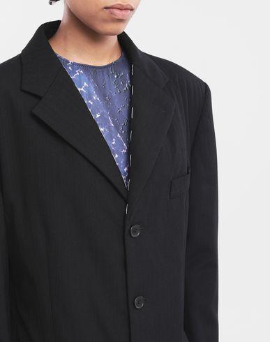 COATS and JACKETS Flamingo padded jacket Black