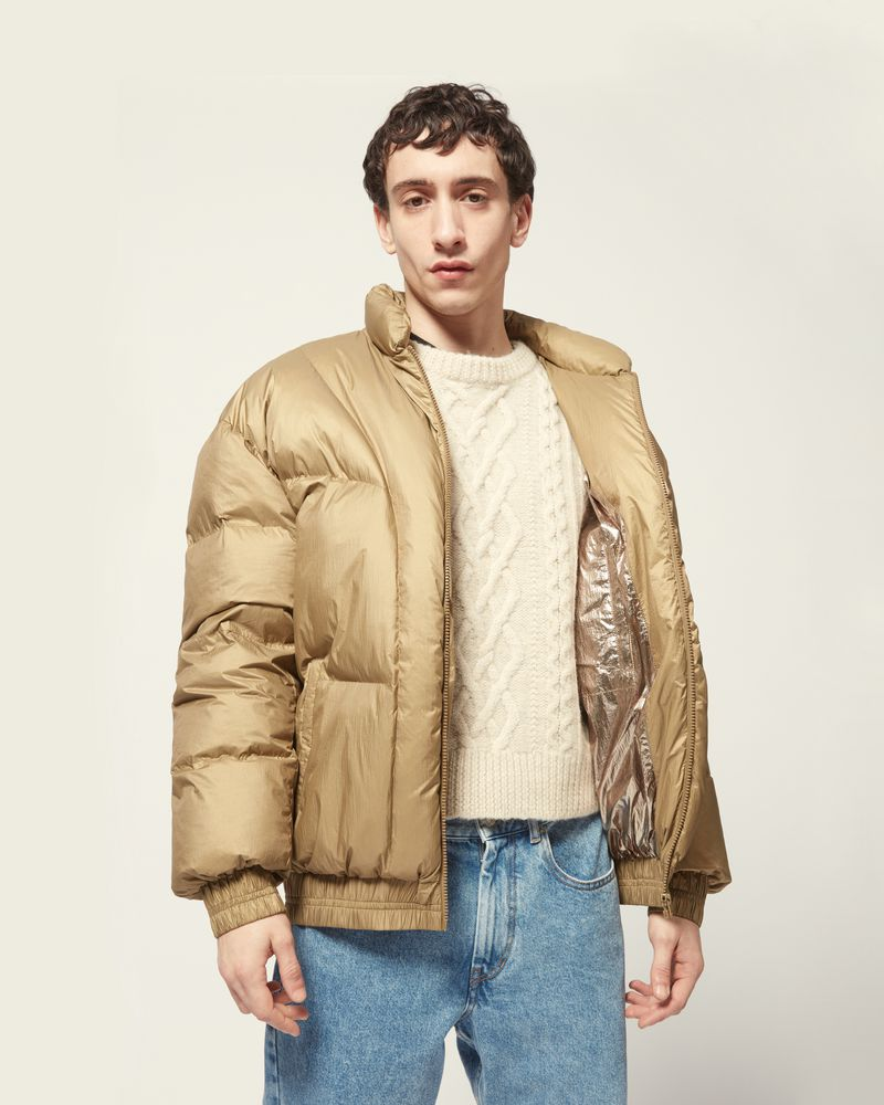 ERPER DOWN JACKET ISABEL MARANT