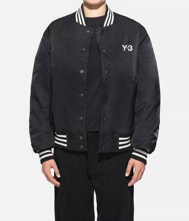 Y-3 Giacca Donna Y-3 Bomber Jacket  r