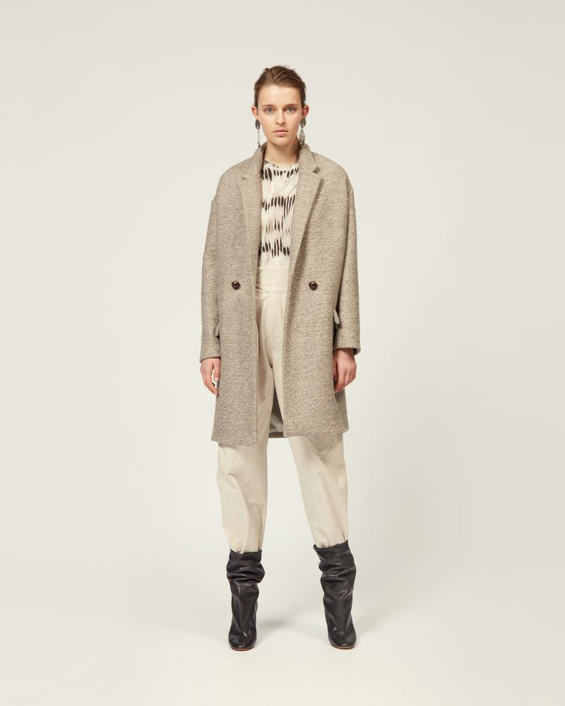 FILIPO COAT ISABEL MARANT