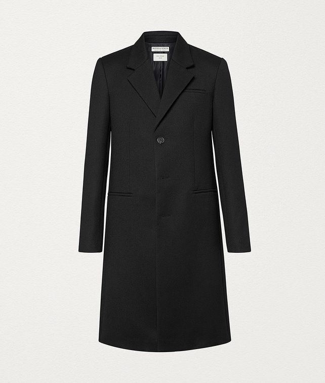 BOTTEGA VENETA COAT IN CASHMERE Outerwear and Jacket Man fp