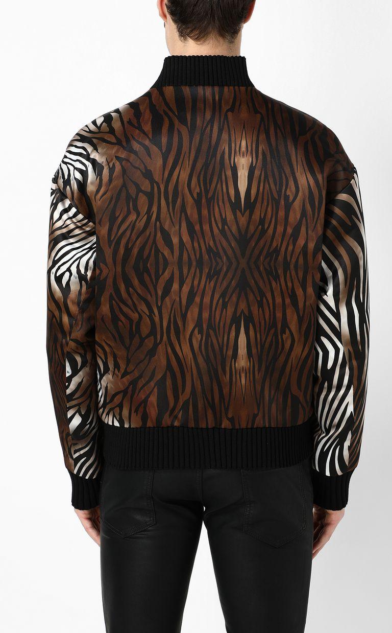 """JUST CAVALLI """"Symbiosis""""-print bomber jacket Jacket Man a"""