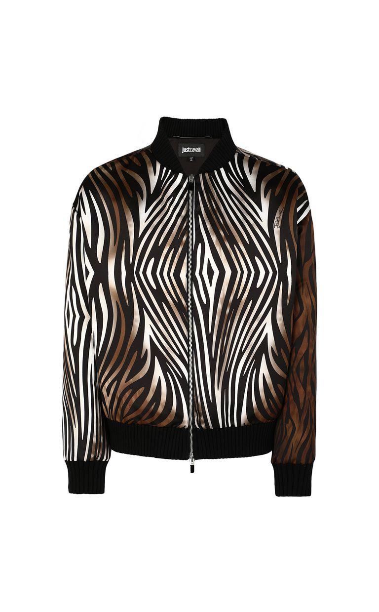 "JUST CAVALLI ""Symbiosis""-print bomber jacket Jacket Man f"