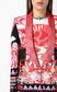"JUST CAVALLI Jacket with ""Genesis"" print Blazer Woman e"