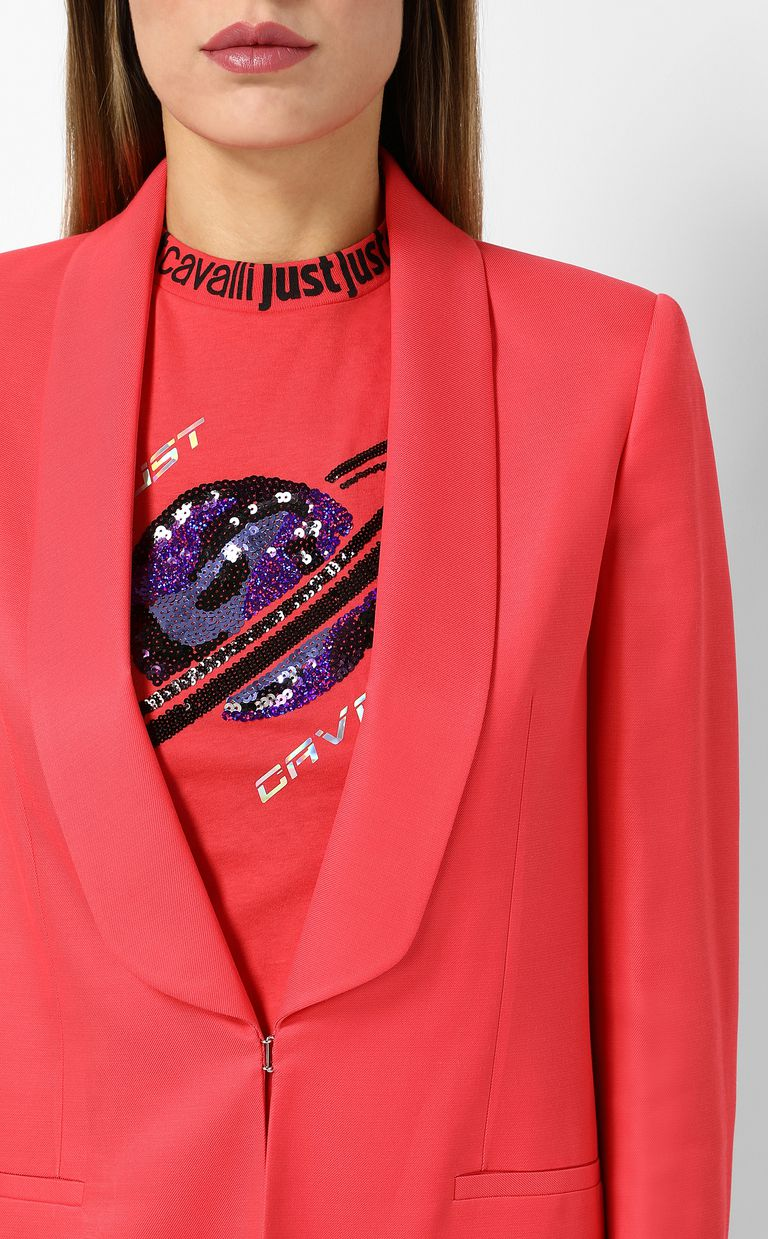 JUST CAVALLI Tuxedo jacket Blazer Woman e