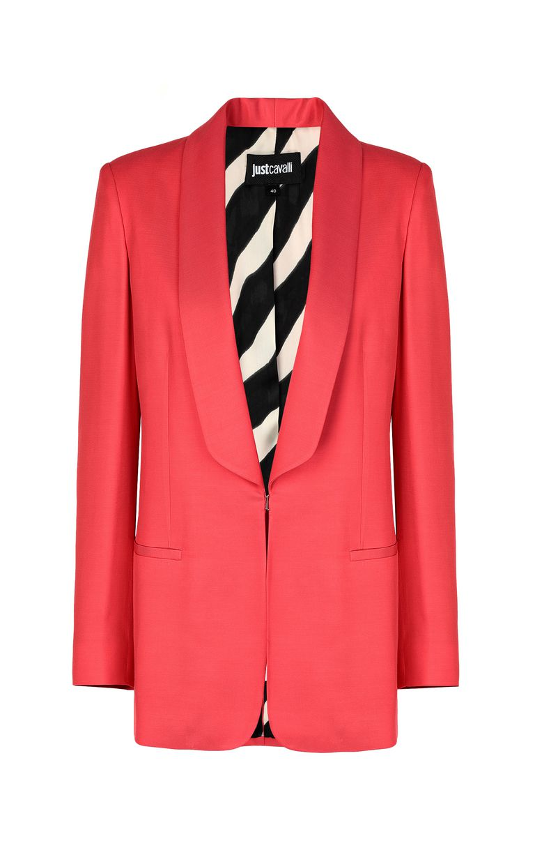 JUST CAVALLI Tuxedo jacket Blazer Woman f