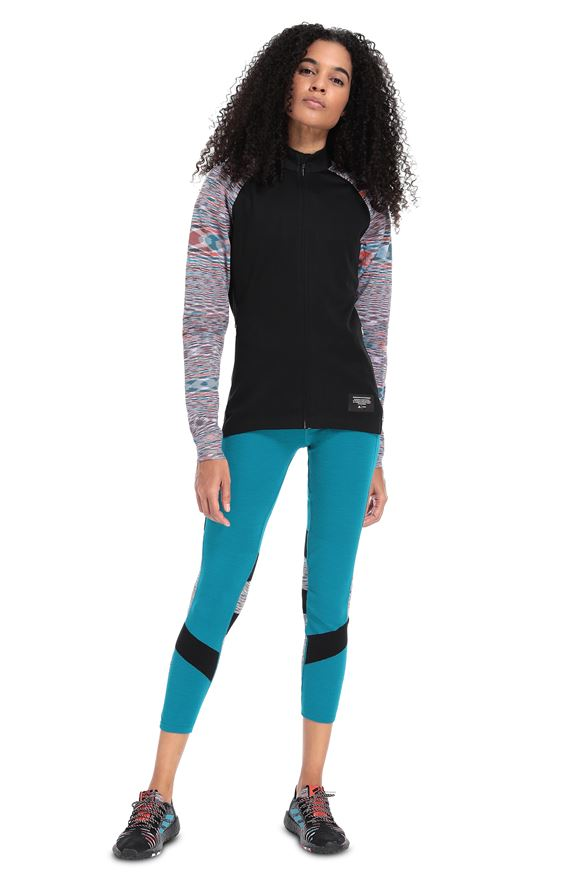 MISSONI ADIDAS X MISSONI SWEATSHIRT Woman, Frontal view