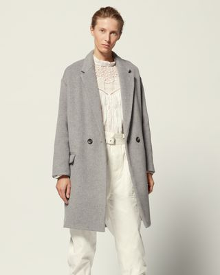 ISABEL MARANT COAT Woman FILIPO COAT r