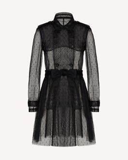 REDValentino Trench-coat Femme TR3CHA20HGA P72 a