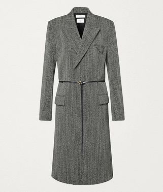 COAT IN WOOL