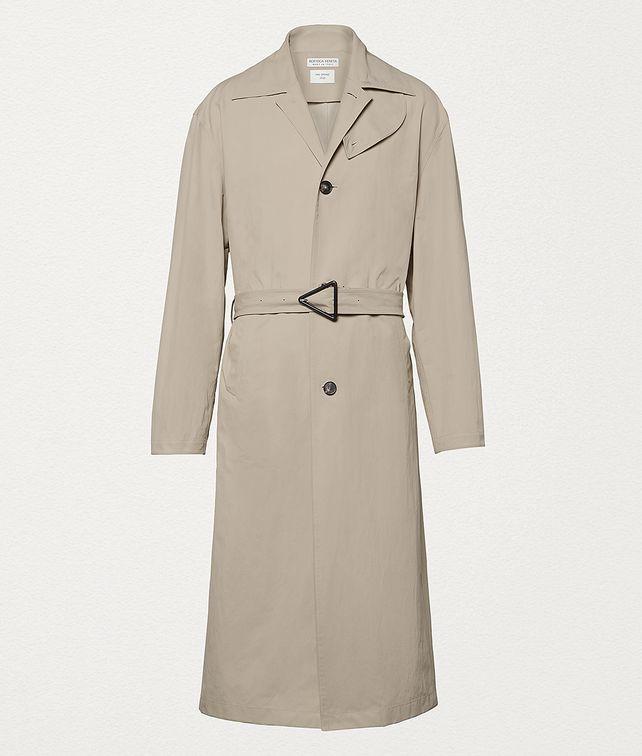 BOTTEGA VENETA TRENCH IN NYLON Outerwear and Jacket Man fp