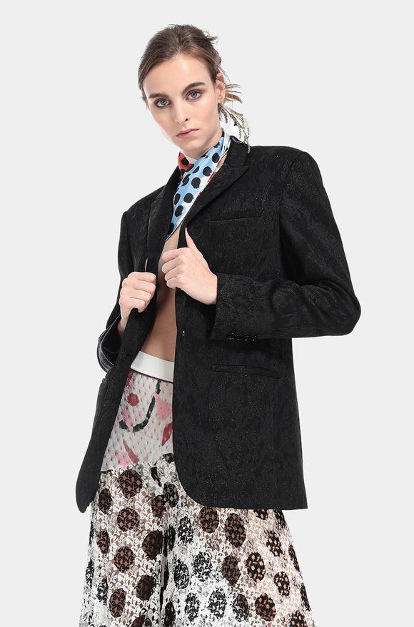MISSONI Jacket Woman, Rear view