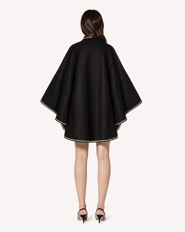 REDValentino TR3CGA400NA 0NO Cloak - Cape Woman r