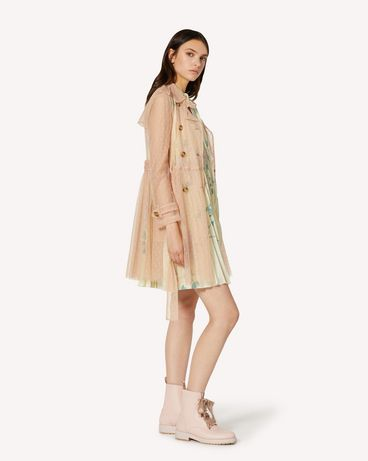 REDValentino TR3CHA451GK 377 Trench Woman d