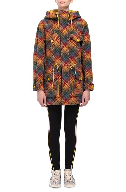 M MISSONI Parka  Woman - Back