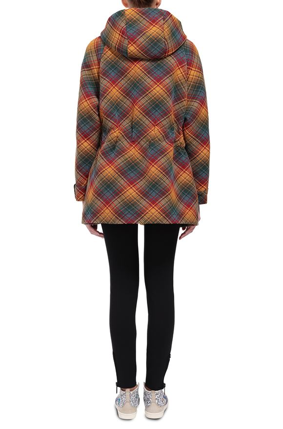 M MISSONI Parka Woman, Side view