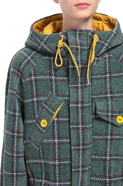 M MISSONI Parka Green Woman - Front