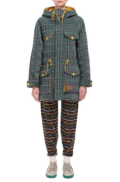 M MISSONI Parka Woman m