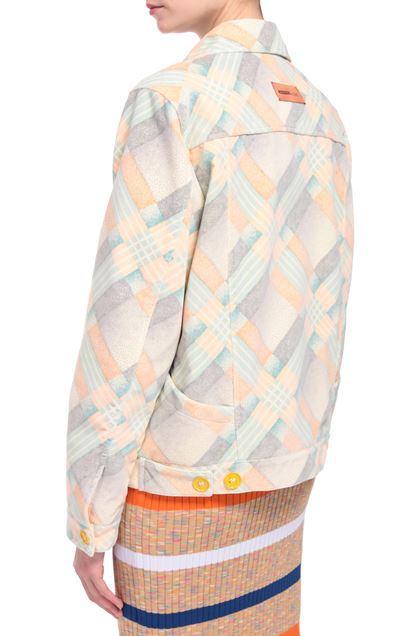M MISSONI Jacket Light yellow Woman - Front