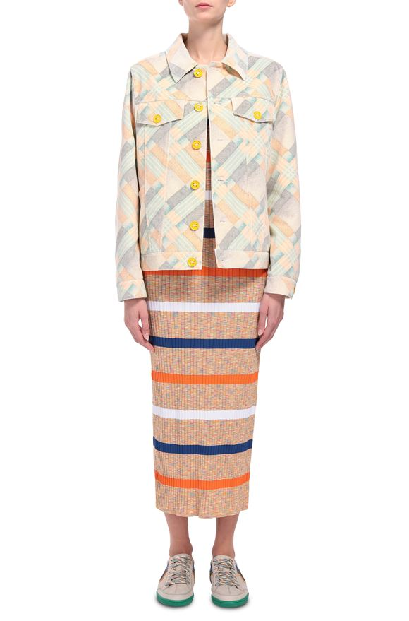 M MISSONI Jacket Woman, Frontal view