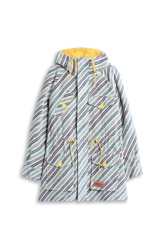 M MISSONI Parka Woman, Product view without model