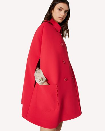 REDValentino TR3CGA451FR F58 Cloak - Cape Woman e