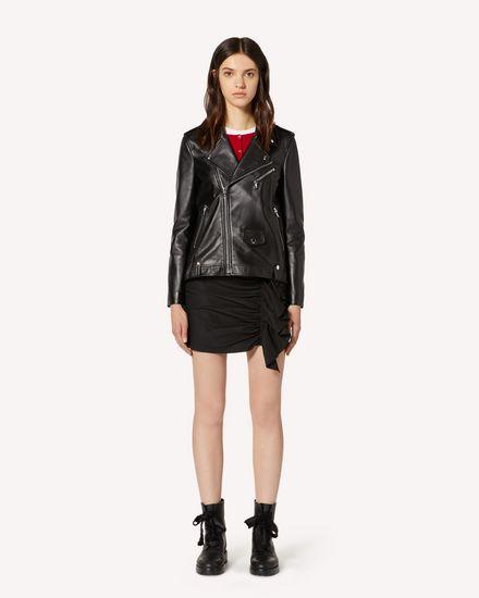 REDValentino Jacket Woman TR3NA02B4SS 0NO f