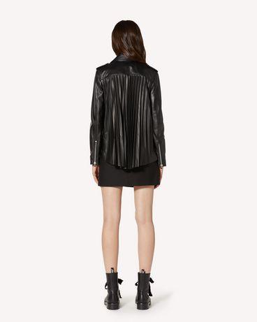 REDValentino TR3NA02B4SS 0NO Jacket Woman r