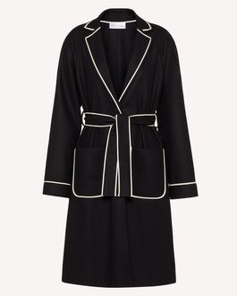 REDValentino Coat Woman TR3CA00B4T1 0NO a