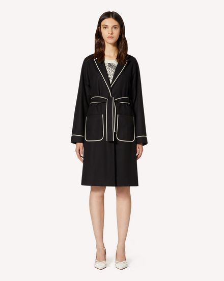 REDValentino Coat Woman TR3CAB550NA 0NO f