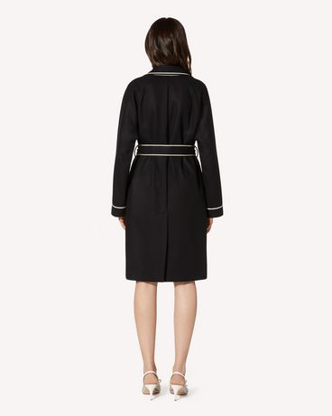 REDValentino TR3CAB550NA 0NO Coat Woman r