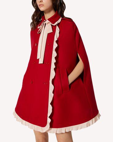 REDValentino TRCCGA554AA 23Y Cloak - Cape Woman e