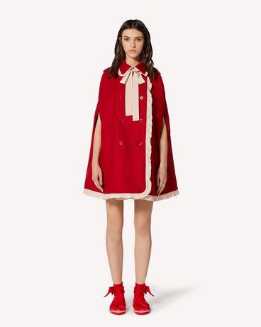 REDValentino TRCCGA554AA 23Y Cloak - Cape Woman f