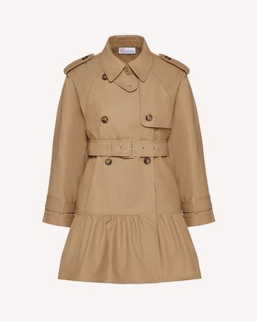 REDValentino TR3CHA354R6 CL4 Trench Woman a