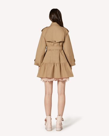 REDValentino TR3CHA354R6 CL4 Trench Woman r