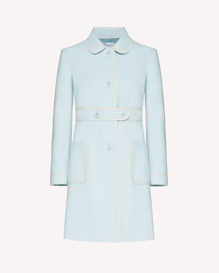 REDValentino Coat Woman TR3CAB800NA EL8 a
