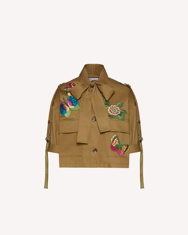 REDValentino TR0CI00X51J 825 Light jacket Woman a
