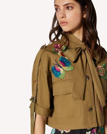 REDValentino TR0CI00X51J 825 Light jacket Woman e
