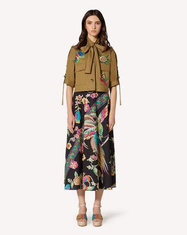 REDValentino TR0CI00X51J 825 Light jacket Woman f