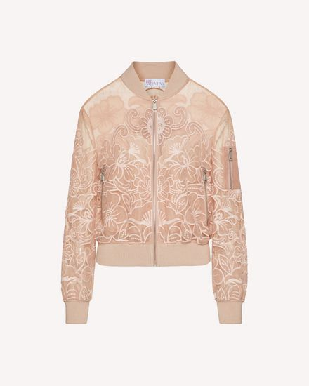 REDValentino Light jacket Woman TR3CI00T4T5 377 a