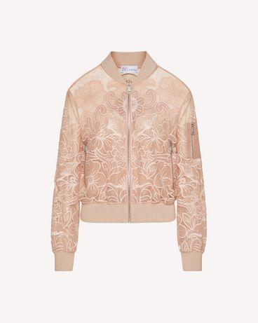 REDValentino TR3CI00T4T5 377 Light jacket Woman a