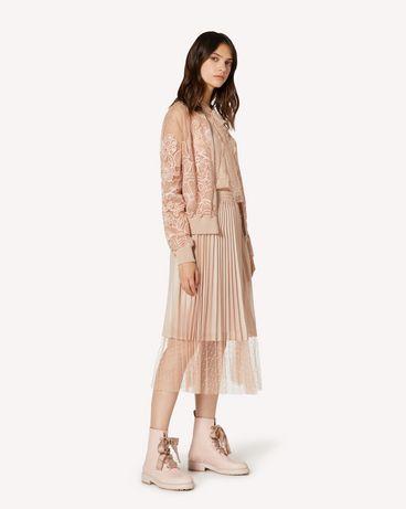 REDValentino TR3CI00T4T5 377 Light jacket Woman d