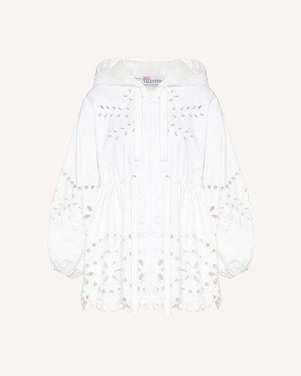 REDValentino Light jacket Woman TR0CI00Y51K 0BO  a