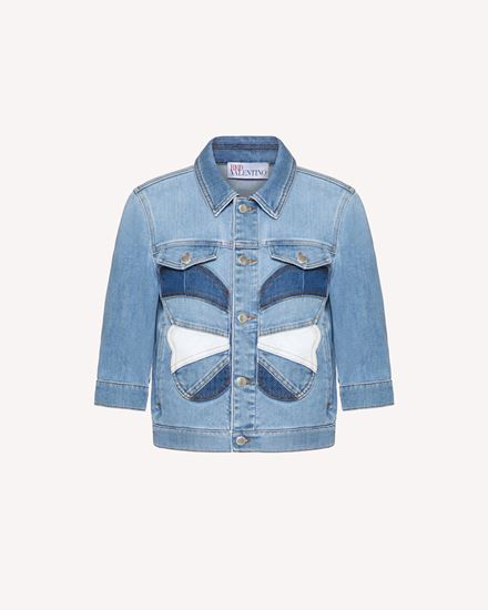 REDValentino Jacket Woman TR0DC00W546 LDM a