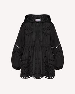 REDValentino Light jacket Woman TR0CI00Y51K 0NO  a